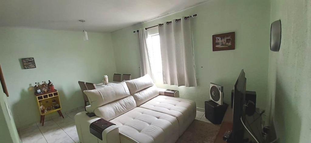 Apartamento com 2 dormitórios à venda, por R$ 160.000 - Conjunto Residencial Souza Queiroz - Campinas/SP