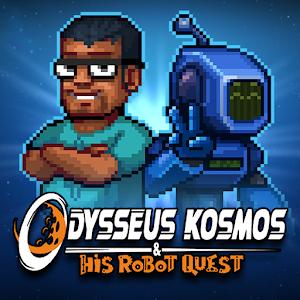 Odysseus Kosmos: Adventure Game For PC (Windows & MAC)