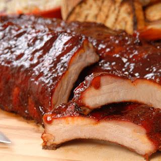 Mouth Watering BBQ Ribs