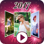 New Year Video Maker