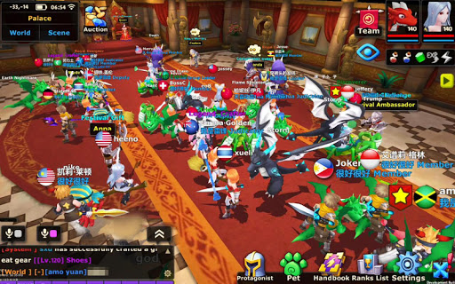 Hero of Magic - War Age - screenshot