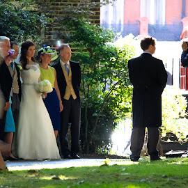 hi by Vladimir Firsov - Wedding Other ( britain trip 26.06-10.07.2013 )