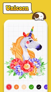 Color by Number: Pixel Art Color Number for pc
