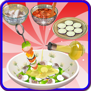 kebabs maker - cooking games