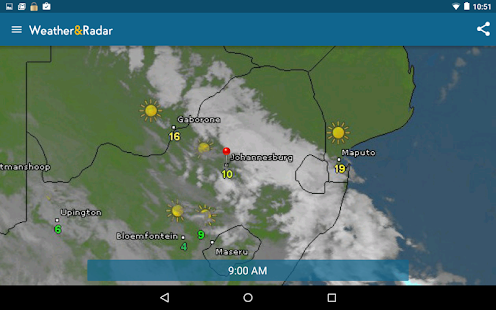 APK App Weather & Radar for iOS