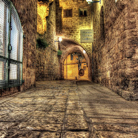 Jaffa by Dong Leoj - City,  Street & Park  Neighborhoods ( street&park, city )