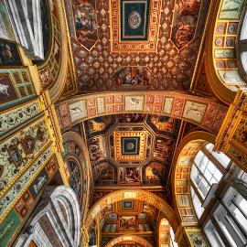 Ermitage - Loggia Raffaello by Tonino De Rubeis - Buildings & Architecture Public & Historical