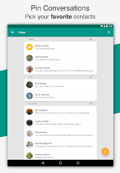 Pulse SMS (Phone/Tablet/Web) APK screenshot thumbnail 12