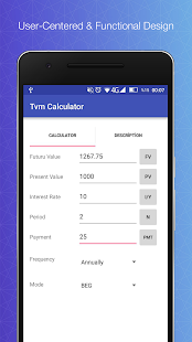 FK Financial Calculator Pro screenshot for Android