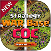 APK App Strategy COC War Base for iOS