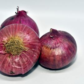 Onion by Vin Shutterbug - Food & Drink Fruits & Vegetables ( savala, allium, vengayam, ulli, sambar onion, onion, veenkayam )