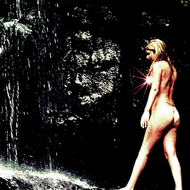 The photo that started it all           https://www.facebook.com/groups/692481450895689/ by Rob O'Connell - Nudes & Boudoir Artistic Nude ( water, skinny dipping, adventure, nude, challenge, nature, naked, waterfal, waterfall, beauty, sun )