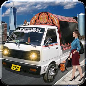 Van Simulator: Real Drive Van