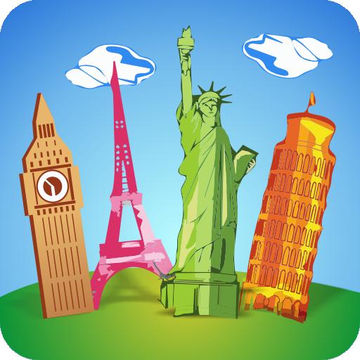 Geography Quiz - City Puzzle (app)
