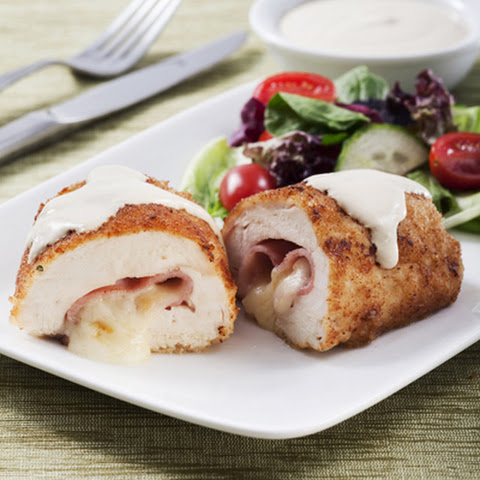 Celebrate with Chicken Cordon Bleu