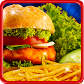 Burger Maker – Fast Food 1.0.1 icon