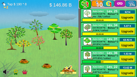 Capitalist Tree Tycoon - screenshot