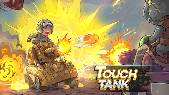 Game Touch Tank