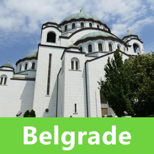 Android aplikacija Belgrade SmartGuide - Audio Guide & Offline Maps