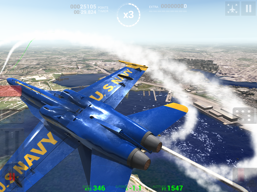 Blue Angels: Ready, Break! Screenshot 10