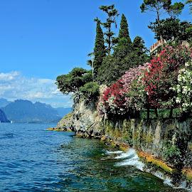 Lago di Garda by Francis Xavier Camilleri - Landscapes Travel