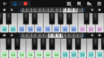 Screenshot of Perfect Piano