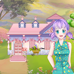 Tiffany's Dream House Decorate APK Image
