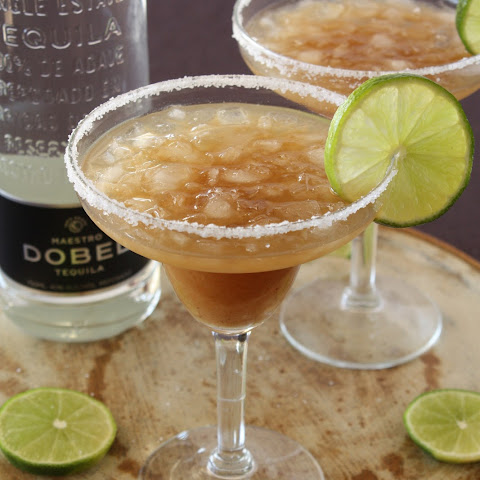 Tamarind Margarita with Dobel Tequila