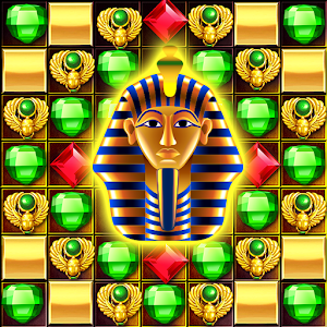 Pharaoh Castle Magic Jewels For PC / Windows 7/8/10 / Mac – Free Download