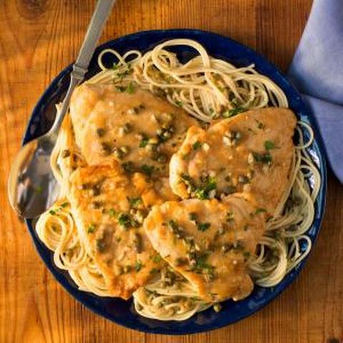 Chicken Piccata Recipe | Yummly