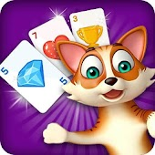 Game Let's Play Cards With Cats apk for kindle fire