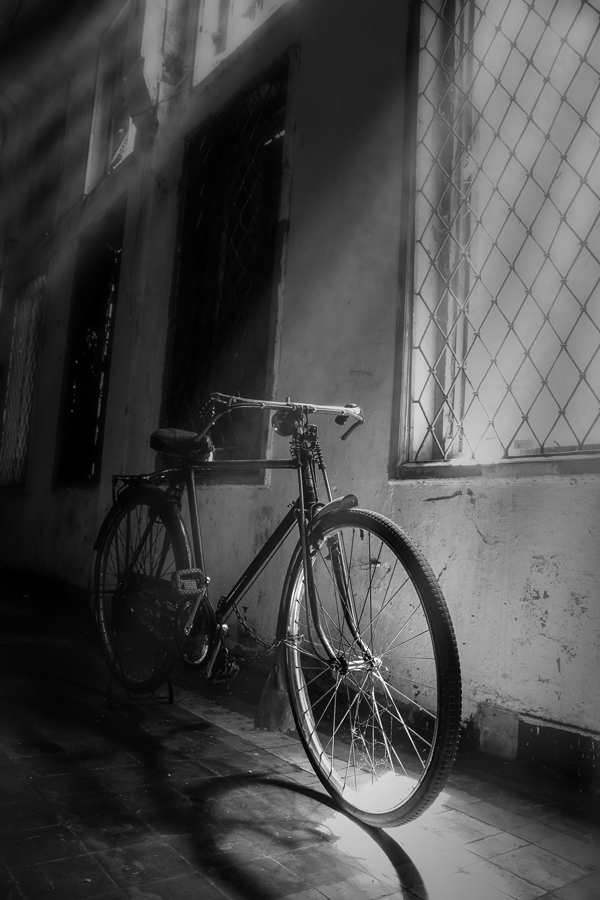 My old bike by Ananto Avatara - Artistic Objects Other Objects
