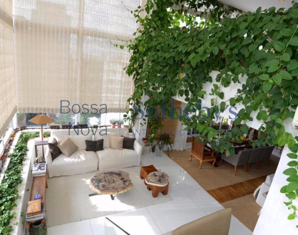 Cobertura residencial para locação, Itaim, São Paulo - CO1701.