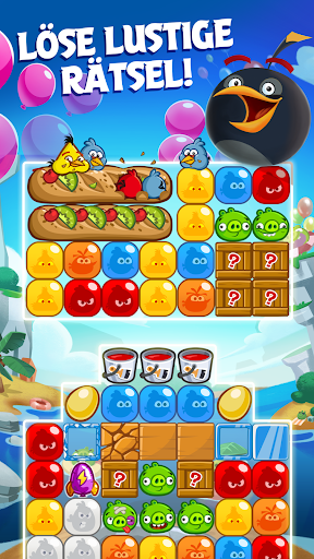 Angry Birds Blast screenshot 15