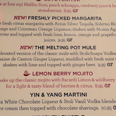 The Melting Pot Mule with Stoli....which is made with wheat and rye.