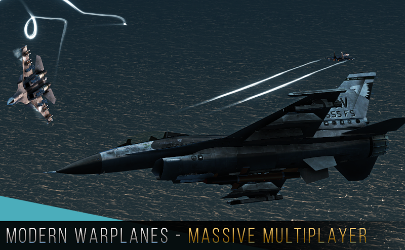 Modern Warplanes: Combat Aces PvP Skies Warfare Screenshot 17
