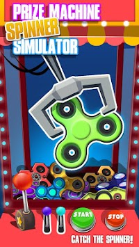 Prize Machine Spinner Simulator apk screenshot