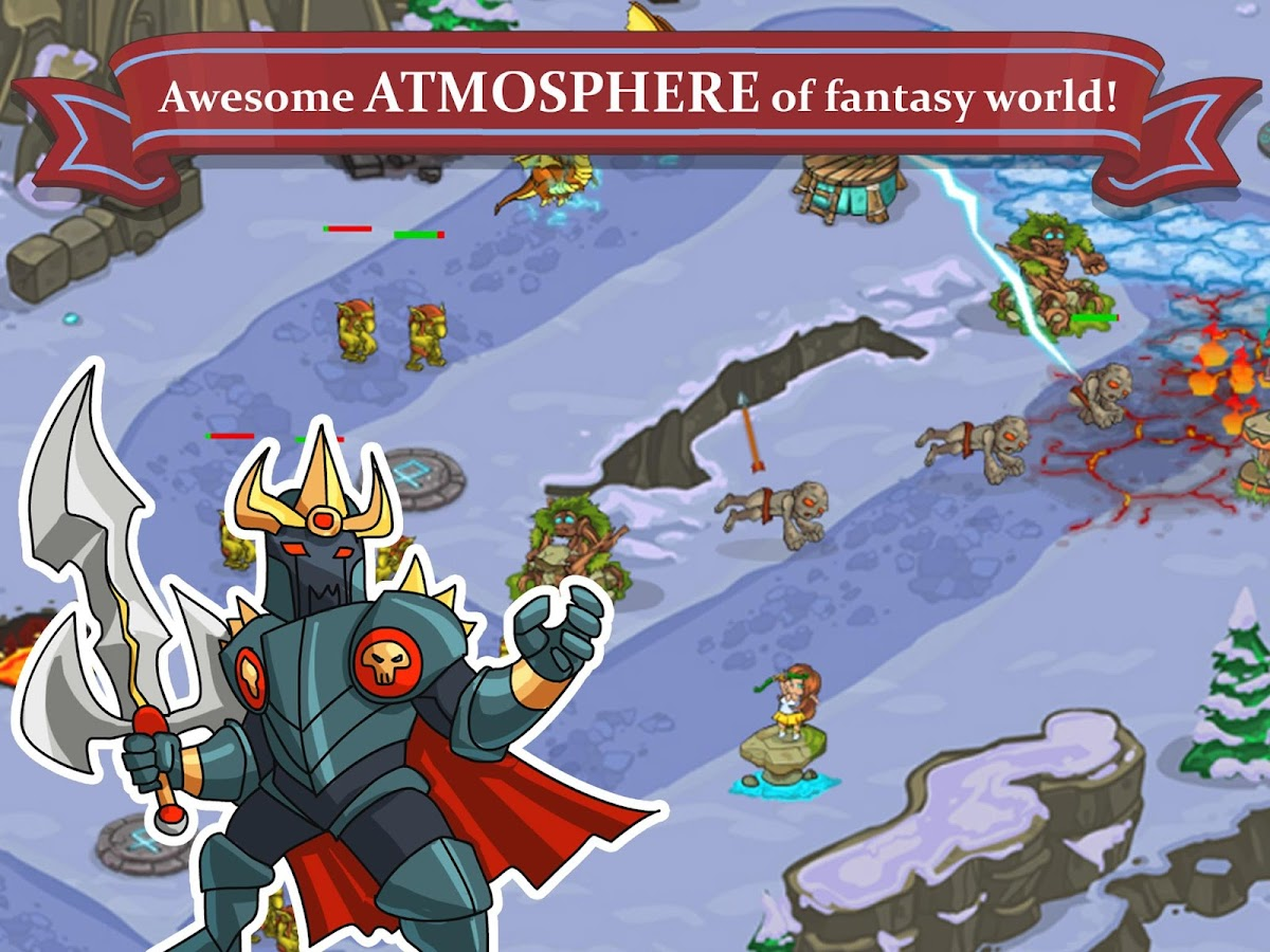 Fantasy Defense Screenshot 9