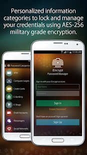 iEncrypt Password Manager Pro - screenshot