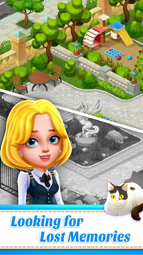 Town Story - Match 3 Puzzle For PC