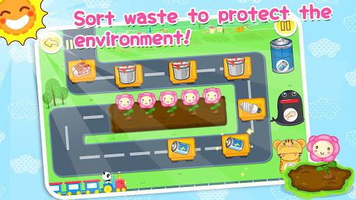 Waste Sorting - Panda Games