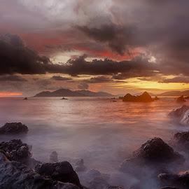 Mistic by Hexsa Saputra - Landscapes Sunsets & Sunrises (  )