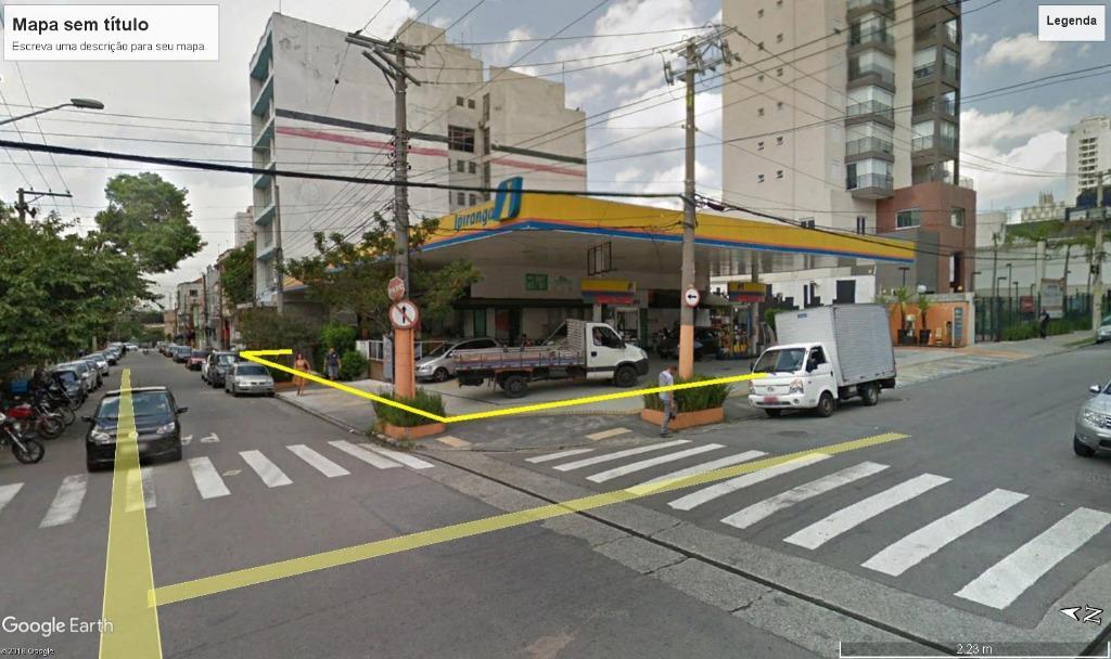 Terreno à venda, 959 m² por R$ 8.000.000 - Barra Funda - São Paulo/SP