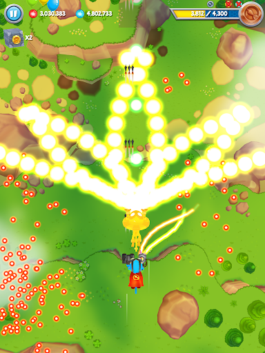 Bloons Supermonkey 2 screenshot 15