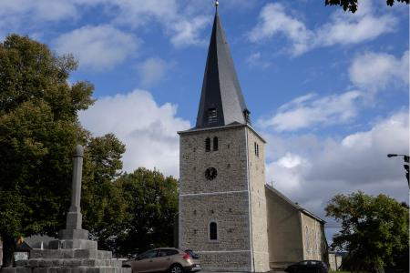 photo de Saint Lambert (église de Sart)