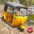 Tuk Tuk Offroad Auto Rickshaw APK for Bluestacks