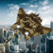 Futuristic Flying Tank Free 3D APK for Ubuntu