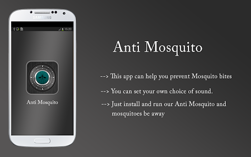 App Anti Mosquito Sound Prank Free apk for kindle fire