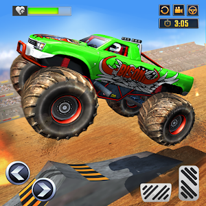 Monster Truck Derby Crash Stunts Online PC (Windows / MAC)