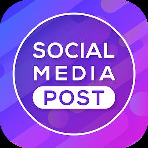 Social Media Post Maker - Social Post For PC / Windows 7/8/10 / Mac – Free Download